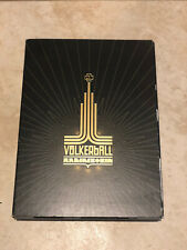 RAMMSTEIN VOLKERBALL 2DVD, 1CD RARE!! OUT OF PRINT SPECIAL EDITION