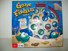Gone Fishing Game Catch A Fish As The Board Rotates Cardinal Industries New