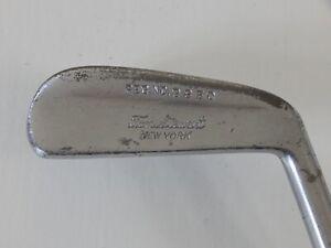 VINTAGE Tom Stewart New York Chipping Iron Golf Club