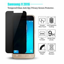 SAMSUNG J1 2016 J120 PRIVACY TEMPERED GLASS SCREEN PROTECTOR