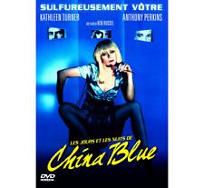 JOURS&NUITS DE CHINA BLUE-DVD