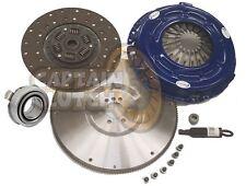 Heavy Duty Clutch Kit & Solid Flywheel for Nissan Patrol GU II 3.0L (ZD30) Turbo