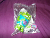 McDonalds happy meal toy Home green Alien 2015 new and sealed 40740-6 no.4