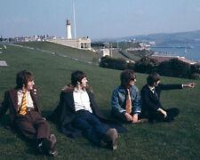 The Beatles photograph - L1466 - Paul McCartney, John Lennon & George Harrison