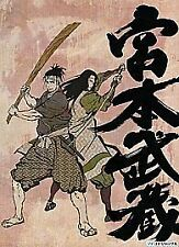 Musashi The Dream of The Last Samurai Blu-ray - Brand new!