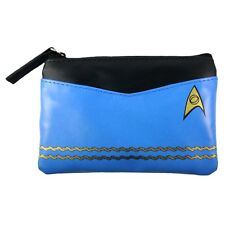 Star Trek Coin Purse Blue Uniform
