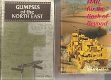 GLIMPSES OF THE NORTH EAST by Ward RED ROVER by Steel + MAIL FOR BEYOND Maddock