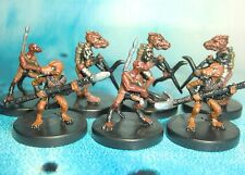 Dungeons & Dragons Miniatures Lot  Kobold Warrior Kobold Archer Lair !!  s116