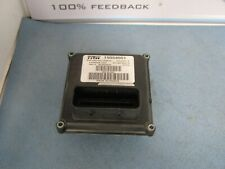 PEUGEOT 407 ABS CONTROL MODULE BY TRW - PART NO 15054001 (Ref 2414)