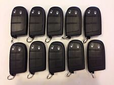 LOT OF 10 EUROPEAN DODGE CHARGER JOURNEY 11-16  OEM SMART KEY LESS ENTRY REMOTE