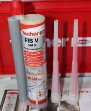 Fischer Mörtel FIS V 360S Injektionsmörtel Verbundmörtel Kartusche mit Zulassung