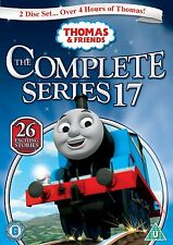 Thomas The Tank Engine & Friends The Complete Series 17 - NEW 2 DVD SET