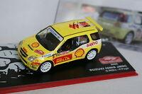 Ixo Presse Rallye Monte Carlo 1/43 - Suzuki Ignis JWRC 2005