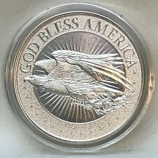 QANON – WHERE WE GO ONE, WE GO ALL 1 oz 999 Pure Silver Limited Mintage