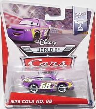 VOITURE DISNEY PIXAR CARS N20 COLA NO.68