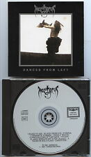 "MORDICUS ""Dances from left""ORG CD Thrash records 93,Sentenced,Carcass,Xysma"