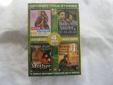 ODYSSEY TRUE STORIES - 4 MOVIES ON 2 DISCS - NEW {DVD}