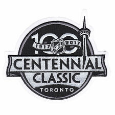 NHL 2017 Centennial Classic Game Jersey Patch Toronto Maple Leafs