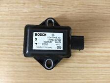 Toyota Avensis Corolla / Verso ESP Yaw Rate Sensor de velocidad 0265005297 Bosch