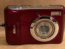 Nikon Coolpix L20 Digital Camera w/ 4GB SD Card and Lowepro Case Good Condition