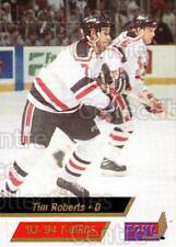 1993-94 Wheeling Thunderbirds #7 Tim Roberts