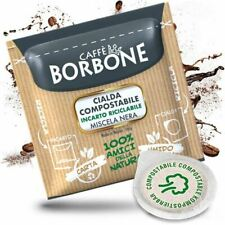 600 CIALDE IN CARTA ESE 44MM CAFFE' BORBONE MISCELA NERA BREAK SHOP box da 50