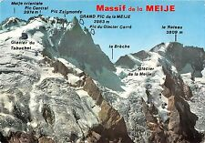 BT8880 Le massif de la meije    France