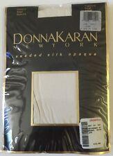 Donna Karan Pantyhose New Size S Ivory 11 Color Style 279