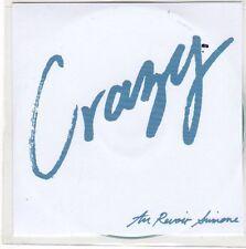 (EO676) Au Revoir Simone, Crazy - DJ CD