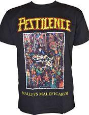 PESTILENCE - Malleus Maleficarum - T-Shirt - S / Small - 165385