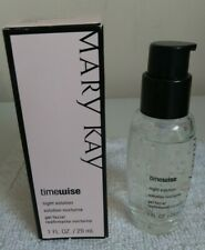 Mary Kay TimeWise Night Solution Facial Gel  - 1 ounce - Dry to Oily Skin