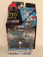 Hasbro Adventures of Batman and Robin DUO Force Mr Freeze Action Figure New!