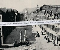 Waldshut am Hochrhein - Alte Ansicht - Baden - um 1920 (?) - selten!  O 22-18