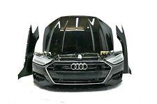 Audi A7 4K S-Line Front Led Matrix Scheinwerfer Motorhaube ,Kotflügel Stoßstange