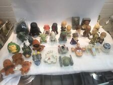 Star Wars 2005 Burger King Lot of 31 Action Figure Vehicle Toys Mix DARTH VADER