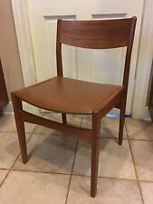 Danish Control For Frem Rojle Danish Modern Mid Century Modern Teak Dining Chair