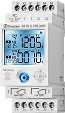 Temporizzatore Smartimer NFC 110...240v Ac/dc ( Finder Cod. 840202300000 )