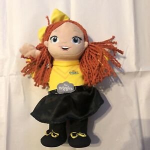 The Wiggles Dancing Emma Plush Toy Watch Her Dance