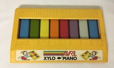 Vintage Xylo Avril Piano Toy Colorful Xylophone Kids Toy Musical Instrument