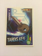 DOCTOR WHO- ALIEN ARMIES- TRADING CARD GAME- 009-TARDIS KEY- MINT