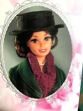 Eliza Doolittle Barbie-Flower Girl-My Fair Lady-1995 Hollywood Legends Collectio