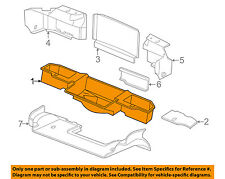 Chevrolet GM OEM 03-04 Corvette Interior-Rear-Storage Tray 10292414