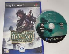 * Sony Playstation 2 Game * MEDAL OF HONOR FRONTLINE * PS2 N