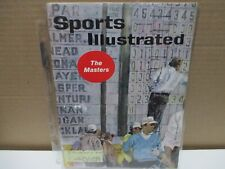 New listing VINTAGE SPORTS ILLUSTRATED MAGAZINE -  THE MASTERS - GOLF
