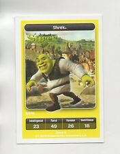 Carte Carrefour Dreamworks n° 3/216 - SHREK - Shrek  (