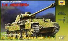 Panther Ausf.D Zvezda 1:35 Kit Z3678