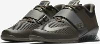 NEW Nike Romaleos 3 Viking Quest Mens Shoe Size 11.5 Ridgerock Pewter AQ0628-200