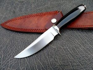 "Dmasknife 9.2"" Custom 440C Stainless Steel Survival Fall Bushcraft Hunting knife"