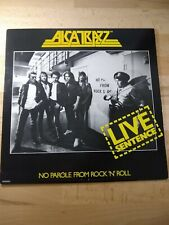 ALCATRAZZ - Live Sentence LP 12 inch vinyl