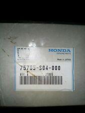 OEM Honda 96-00 Civic Rear CIVIC Emblem Badge Chrome 75765S04000 Genuine